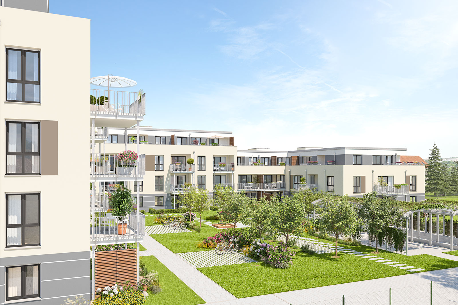 Haake h fe project immobilien berlin galerie for Immobilien berlin