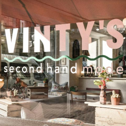 Vinty's Second Hand Laden in Nürnberg