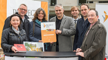 PROJECT Life Stiftung spendet 20.000 Euro an die Pestalozzi-Stiftung Hamburg