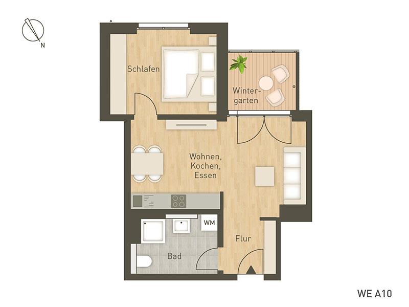 project immobilien hamburg wohnungen. Black Bedroom Furniture Sets. Home Design Ideas