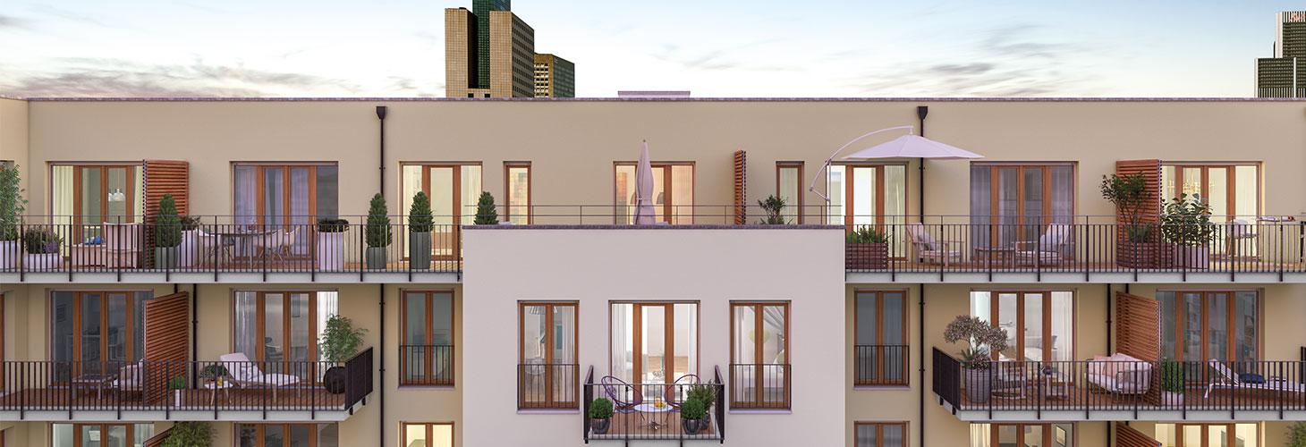 project immobilien rhein main wohnen. Black Bedroom Furniture Sets. Home Design Ideas