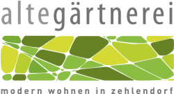 Logo - ALTE GÄRTNEREI - Immobilien in Berlin