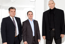 Prominenter Besuch bei PROJECT Immobilien