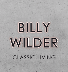 Billy Wilder Classic Living