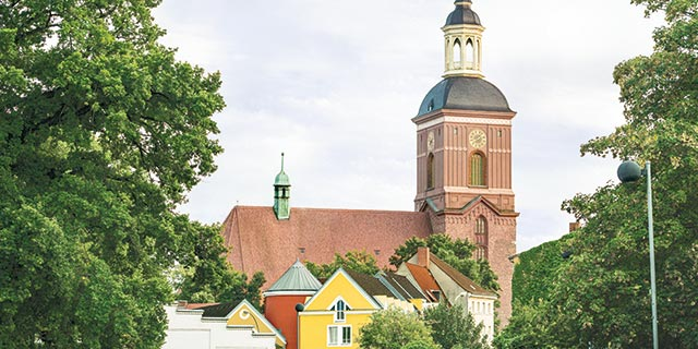 St Nicolai Church in Spandau