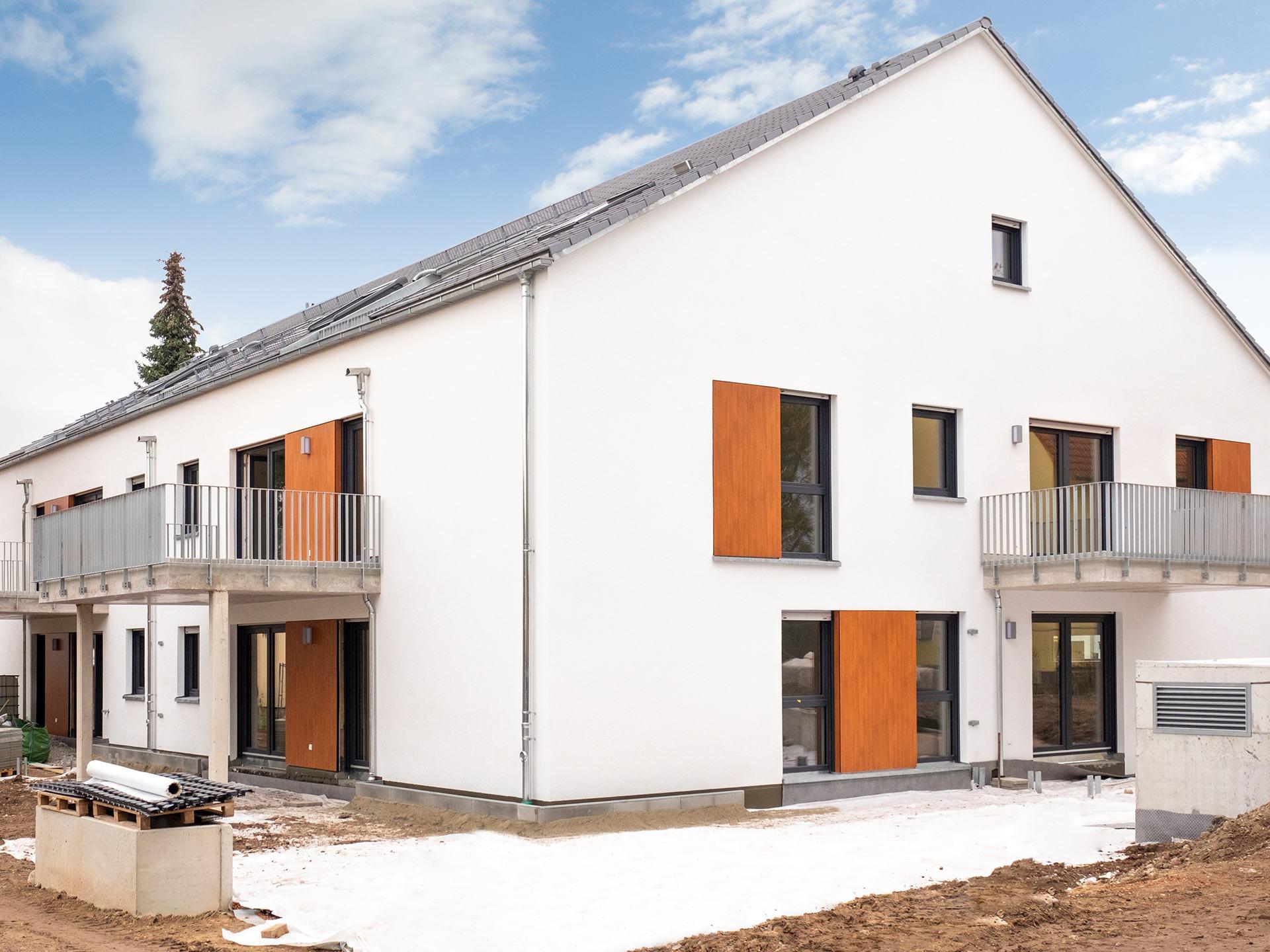Project Immobilien Nürnberg Sonnenduett Details