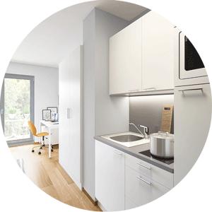 Meblierte Apartments Zur Kapitalanlage